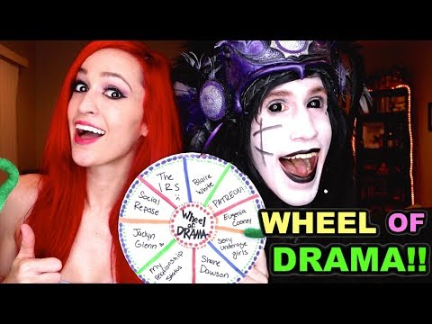 Onision Wheel Of Drama!