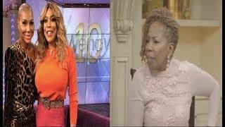 Tamar Calls Iyanla Vanzant THE DEV!L!! + She Reveals Shocking M0lestation Secret on Wendy Williams