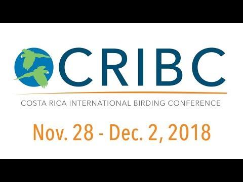 2018 Costa Rica International Birding Conference