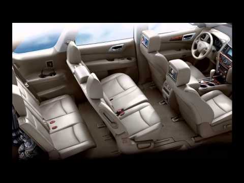 2014 Nissan Armada Interior Youtube
