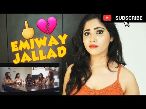 EMIWAY - JALLAD (OFFICIAL MUSIC VIDEO)   REACTION VIDEO   EMIWAY BANTAI    NEW SONG thumbnail