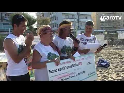 Icaro Tv. Rimini for Mutoko, 54.000 € per Marilena Pesaresi