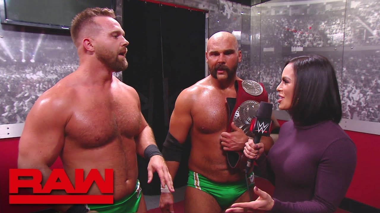 The Revival are Raw Tag Team Champions: Raw, Feb. 11, 2019
