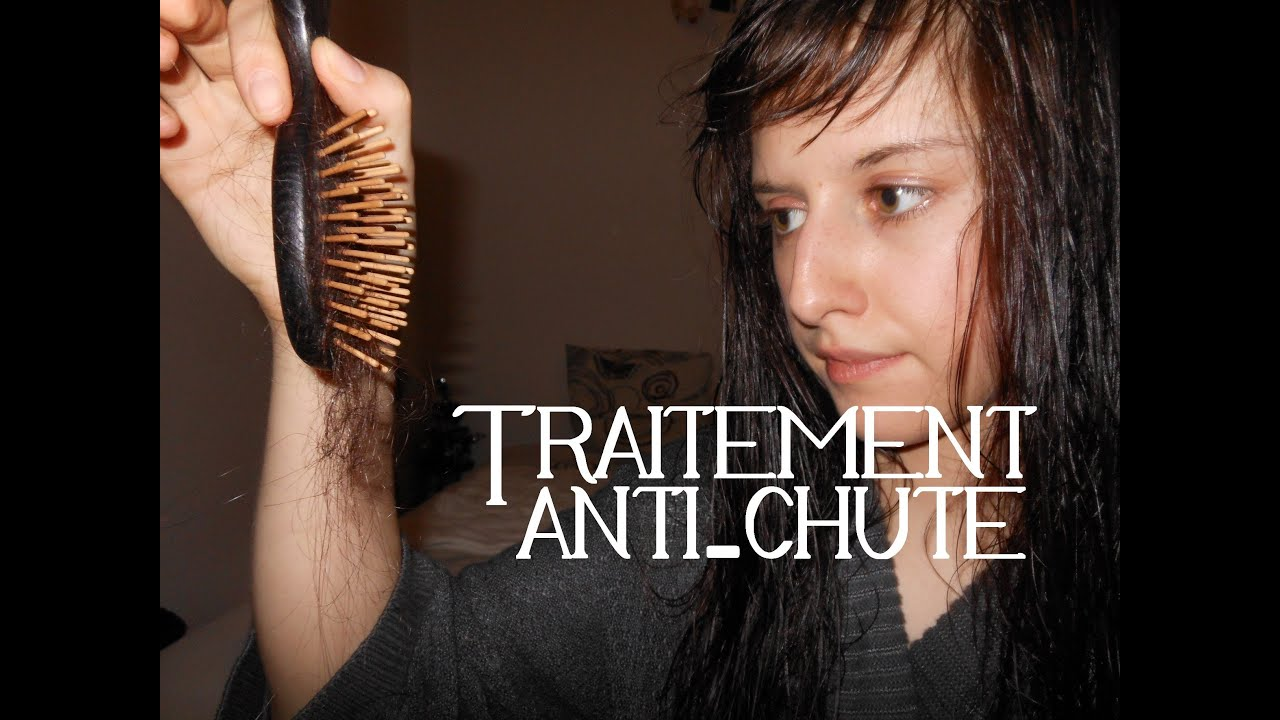 anti chute de cheveux femme naturel