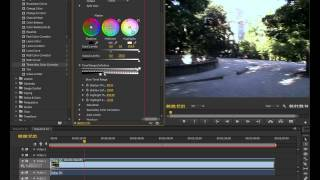 Premiere CS6. Color Correction 2/5 Видеоурок