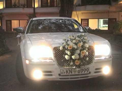Limousine Wedding In Kandy Sri Lanka Youtube