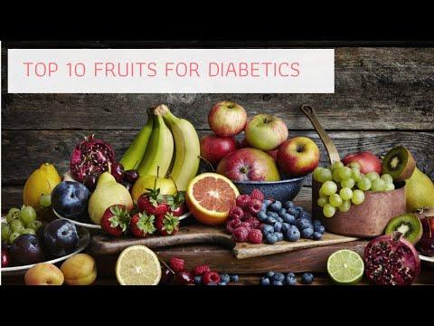 Top 10 fruits for diabetics