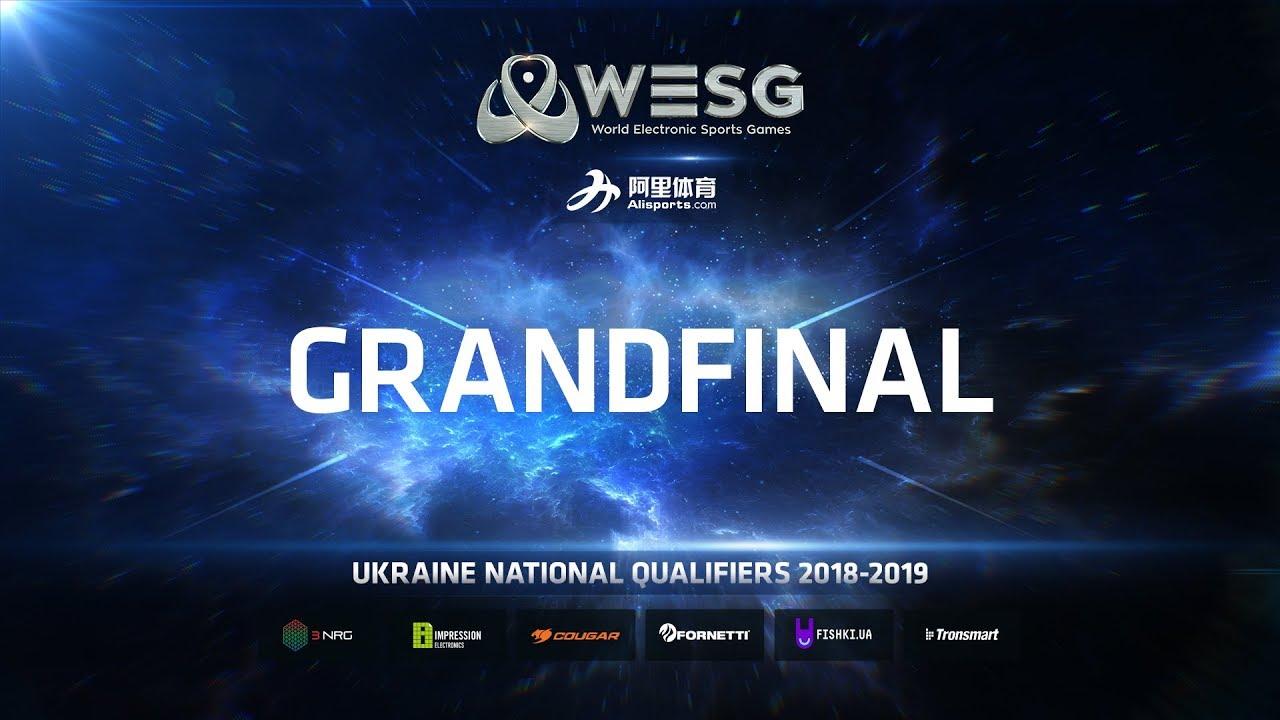 WESG Ukraine Qualifiers 2018-2019 - Grand Final