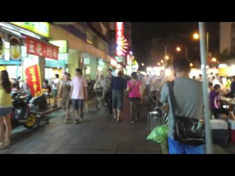 MANY MILES - a visit to Taipei 2012