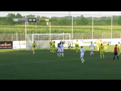 Træningskamp: Anzhi - F.C. København
