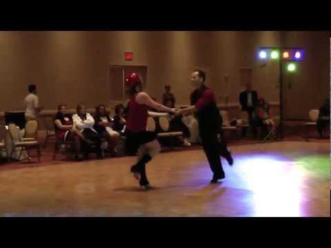Snowball 2012 - Kira & Roman - Swing