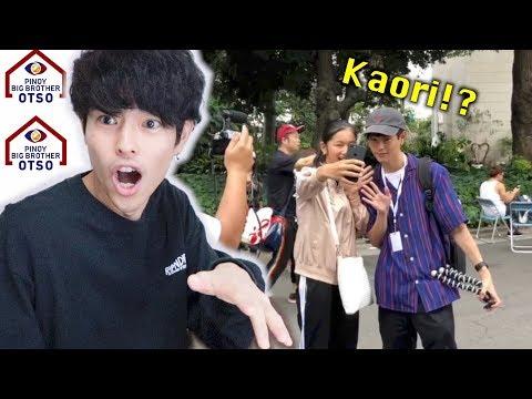 KAORI WAS MY FOLLOWER?!【PBB OTSO】