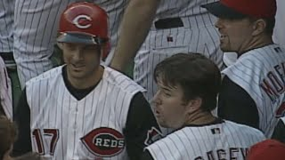 Aaron Boone homers twice in the 1st inning