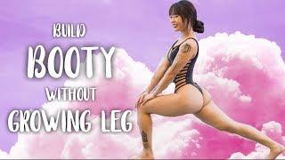 Những động tác tập mông không to đùi ở gym và ở nhà | Workout #96 ♡ Hana Giang Anh
