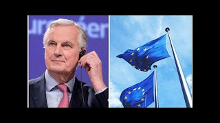 Eu leaders fear michel barnier