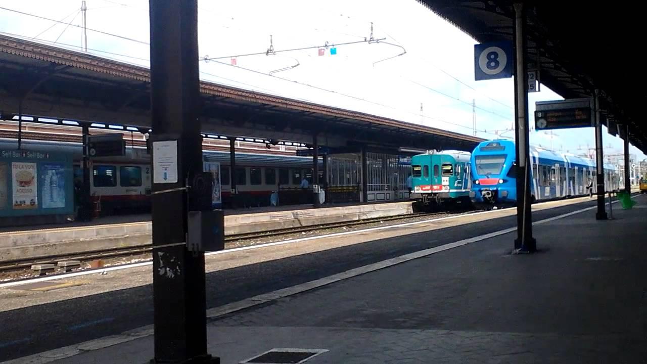 Treni a verona porta nuova 1 5 14 youtube - Partenze treni verona porta nuova ...