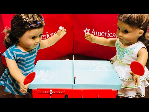 NEW American Girl Game Set