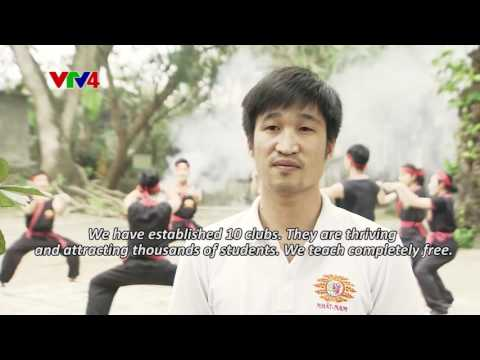 Vietnam - The Land - The People: Reviving old Vietnamese martial arts