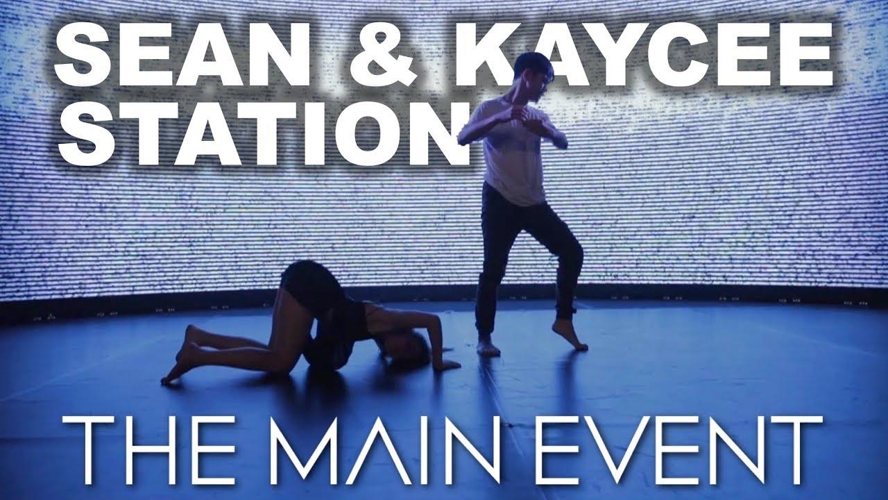 Sean Lew & Kaycee Rice - Station | Encore at The Main Event | Tessandra Chavez Choreography