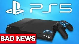 BAD NEWS for PS5 & Next Xbox consoles + Release Date details!