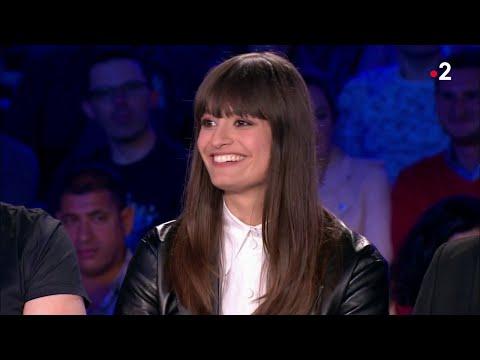 Clara Luciani - On N'est Pas Couché 28 Avril 2018 #ONPC