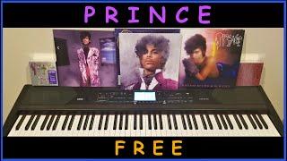 Free | Prince Piano Cover #29