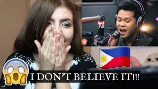 Reacting to Marcelito Pomoy - The Prayer on Wish 107.5 Bus