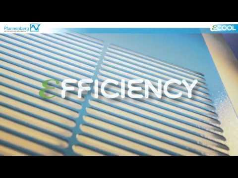 Pfannenberg - εCOOL: la nuova linea di condizionatori a