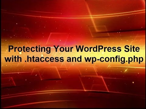 How to protect your WordPress site from hackers using ...