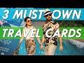 2019's Best Travel Credit Cards: Top 3 Award Travel Rewards