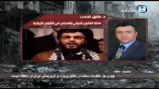 شندب: آنچه که در لبنان اتفاق می افتد مقاومت شدید به پروژه تروریسم ایران در منطقه است
