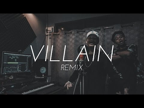 UrboyTJ : 喔о覆喔⑧福喙夃覆喔� ( Villain ) [Remix by Earthreaxe x P$J]