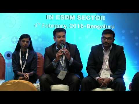 Creating a strong Intellectual Property Patent Portfolio in ESDM sector IP Workshop  Part 1