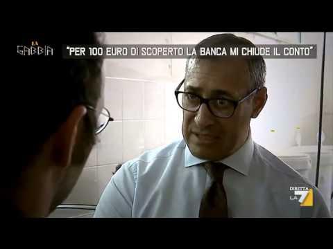 Per 100 euro di scoperto la banca mi chiude il conto