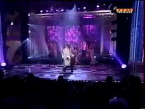 Aaron Hall - All the places i will kiss you (Motown live)