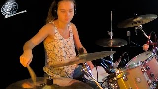 Roxanne (The Police); drum cover by Sina