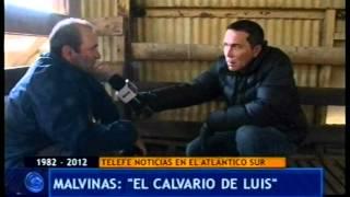 Telefe Malvinas Herida Abierta - El Calvario de Luis