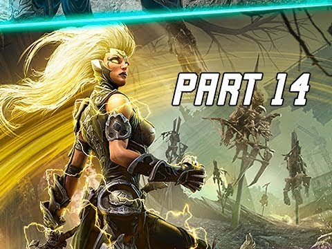 DARKSIDERS 3 Walkthrough Gameplay Part 14 - The Depths (Let's Play Commentary)