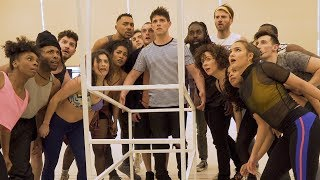 Christian Borle, Wesley Taylor, Casey Cott, and Mandy Gonzalez Preview The Who's Tommy