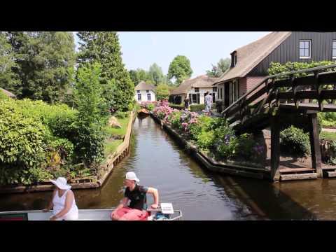 Traveller: The Netherlands, Giethoorn