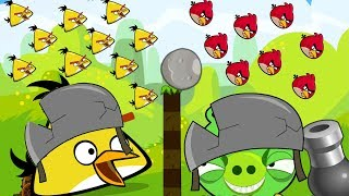 Angry Birds Collection Hacked 1- BLAST THE HUGE PIGGIES WITH 100 CH...