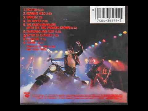 Judas Priest - Running Wild - R 1979 / Live