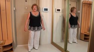Мой базовый летний гардероб  в 60 лет