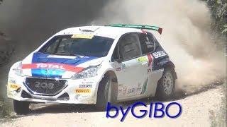 Test Andreucci - Rally San Marino 2018