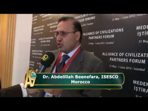 ISESCO - Morocco, Dr. Abdelillah Beenefara