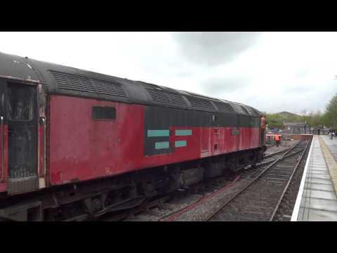 47765 at Ruddington on The Great Central Railway Nottingham