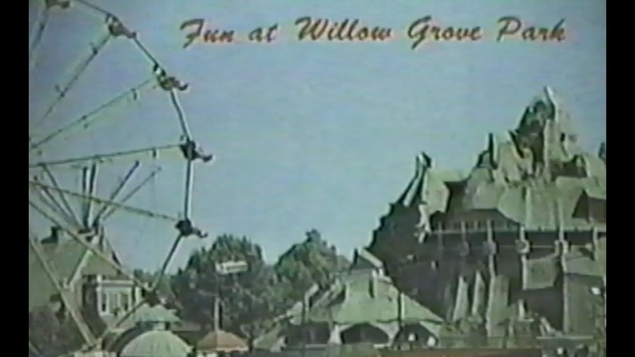 0853041fd0ad8 Life Was A Lark at Willow Grove Park (1991) - Documentary - YouTube
