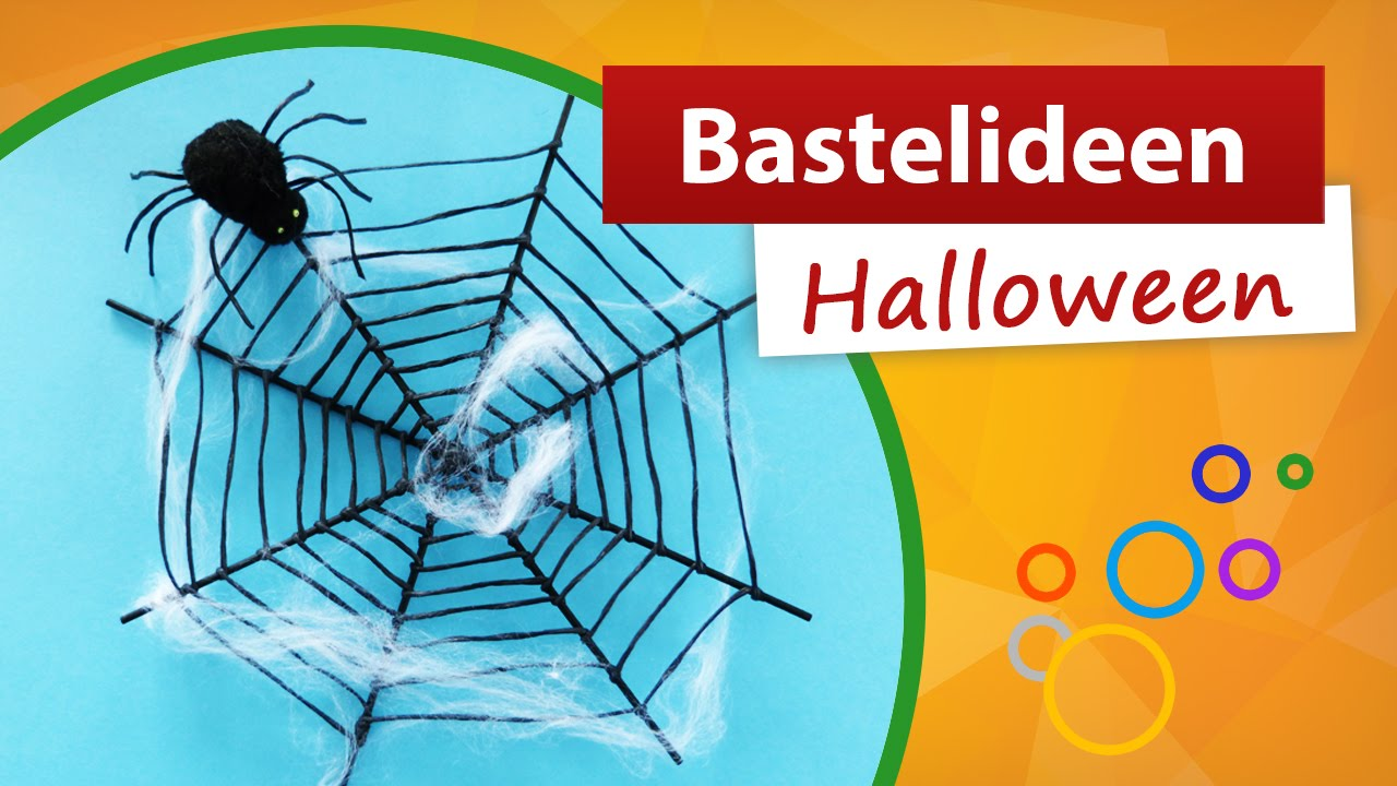 Bastelideen Halloween Halloween Deko Basteln Trendmarkt24 Do It Yourself Youtube