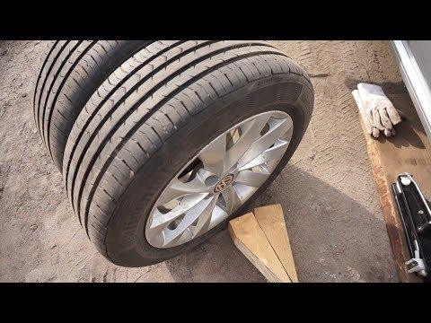 Как подобрать колёсные болты для литых дисков. Volkswagen Polo Sedan