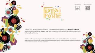 Convite para o Festival da Ponte 2015